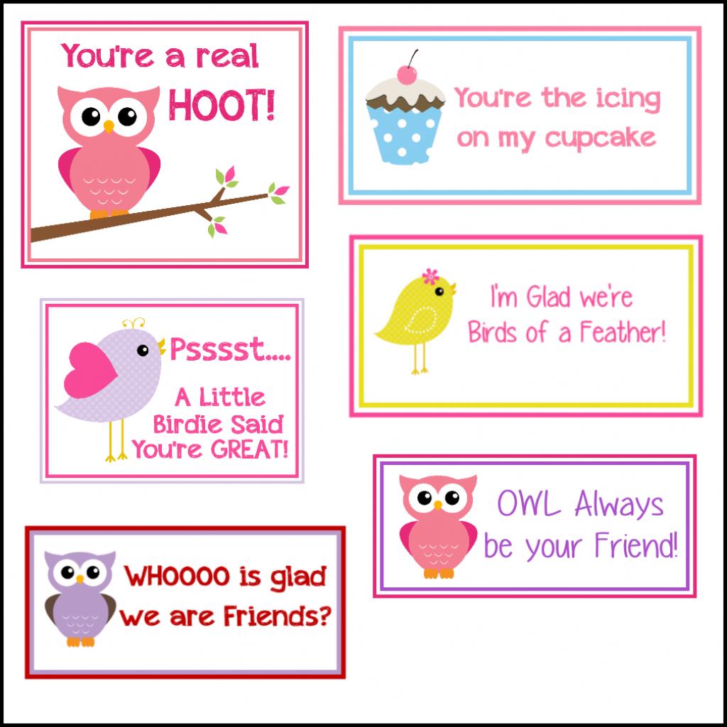 Free Printable Cards Kids - Kleo.bergdorfbib.co | Free Printable Valentine Cards For Preschoolers