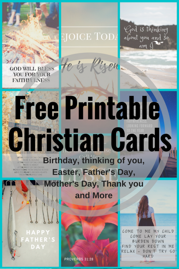 Free Printable Christian Cards For All Occasions   Free Printable Christian Birthday Greeting Cards