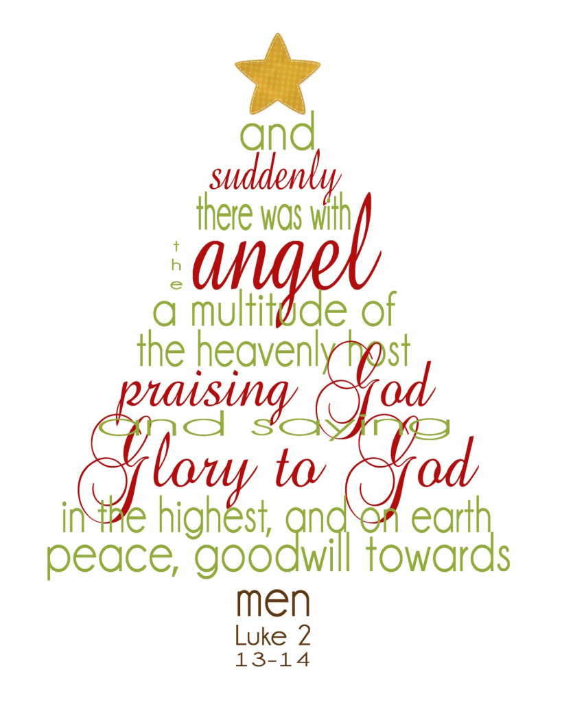 Free Printable Christian Christmas Greeting Cards – Festival Collections | Printable Religious Greeting Cards
