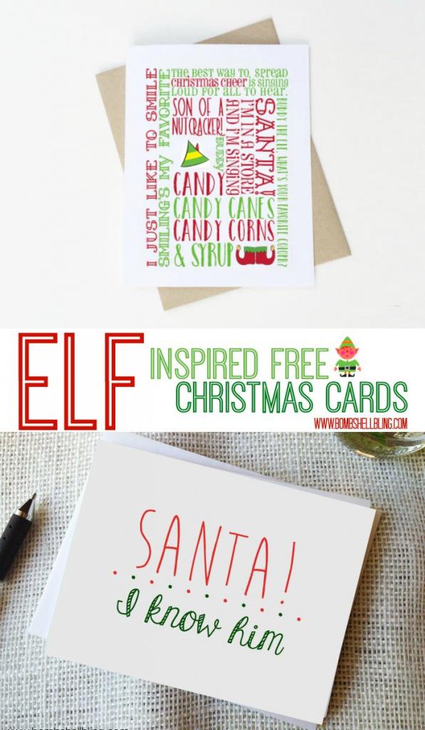 Free Printable Christmas Cards For Him – Festival Collections | Christmas Cards For Him Printable