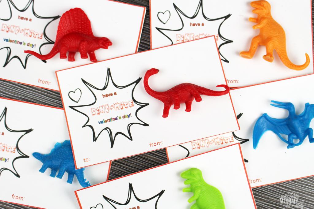 Free Printable Dinosaur Valentine's Day Cards - Six Time Mommy And | Printable Dinosaur Valentines Day Cards