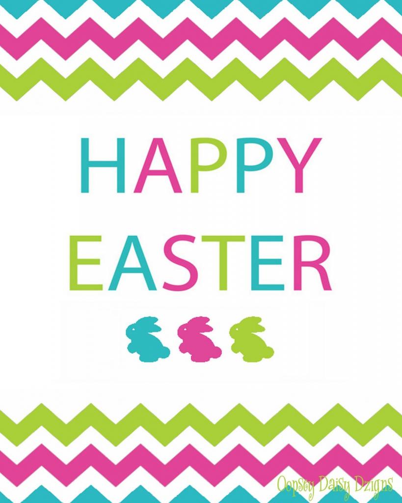 Free Printable Easter Cards   Free Printables   Free Printable Easter Cards