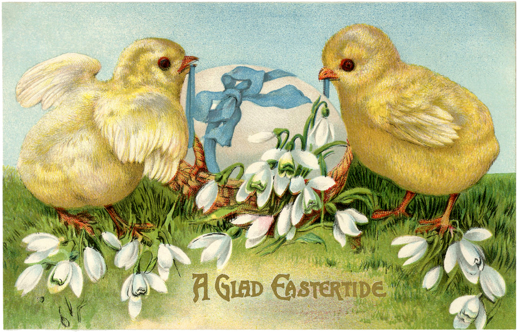 Free Printable Easter Greeting Cards - Azfreebies   Printable Easter Greeting Cards Free