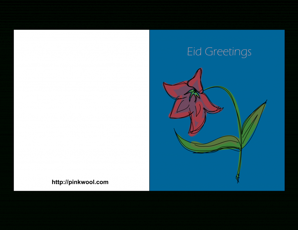 Free Printable Eid Greeting Cards | Free Printable Greeting Cards No Sign Up