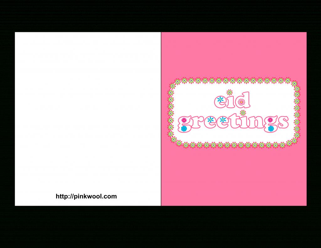 Free Printable Eid Greeting Cards | Printable Greeting Cards For Kids
