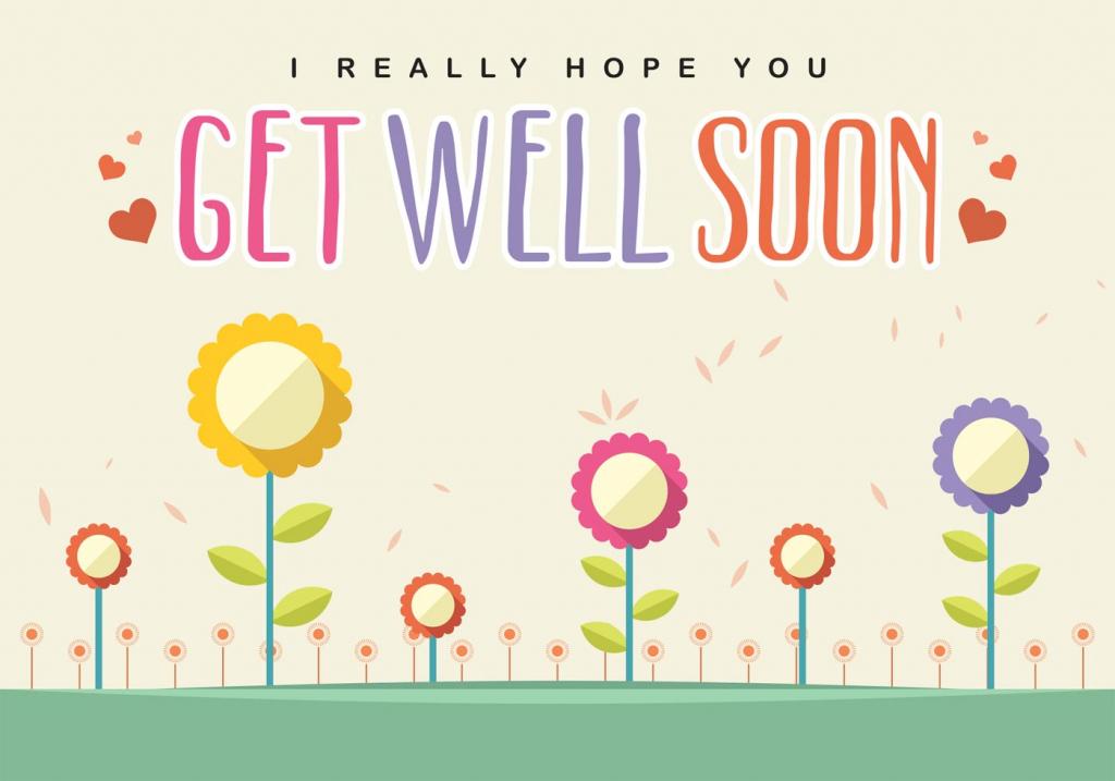 Free Printable Get Well Soon Cards - Printable Cards | Get Well Soon Card Printable