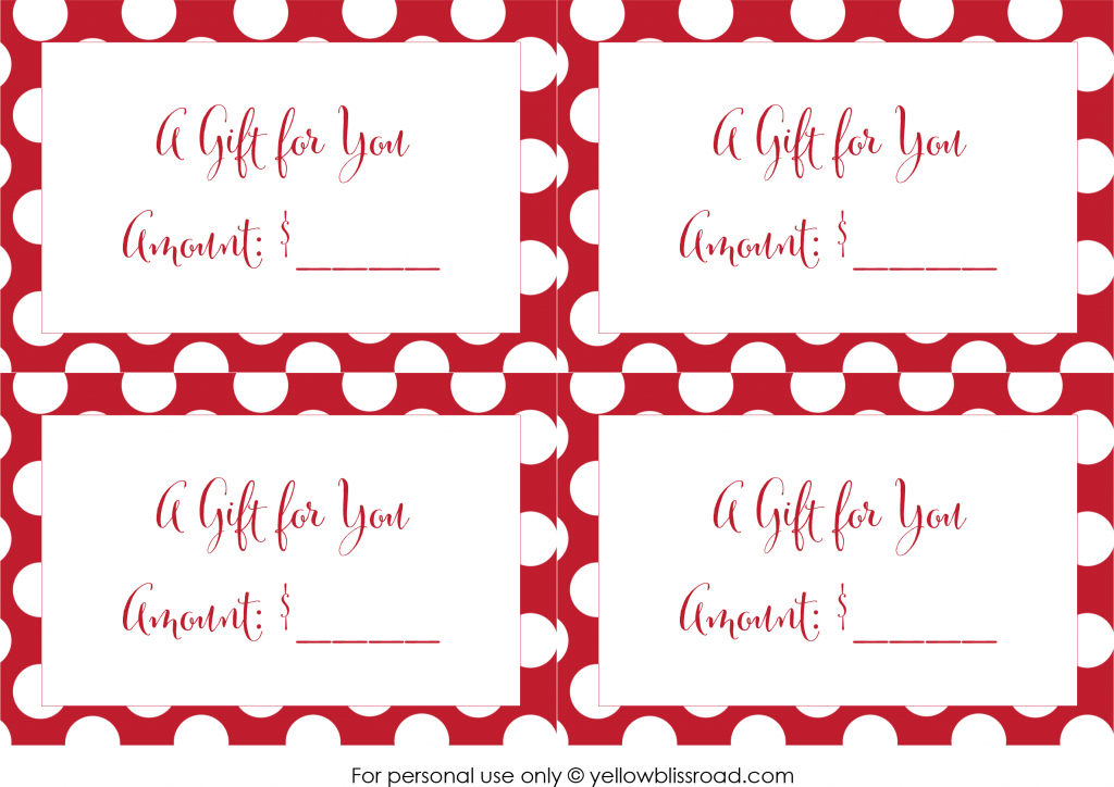 Free Printable Gift Card Envelopes - Yellow Bliss Road   Gift Card Printable Envelope