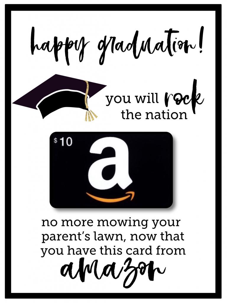 Free Printable Graduation Card | Gifts | Graduation Cards, Free | High School Graduation Cards Printable