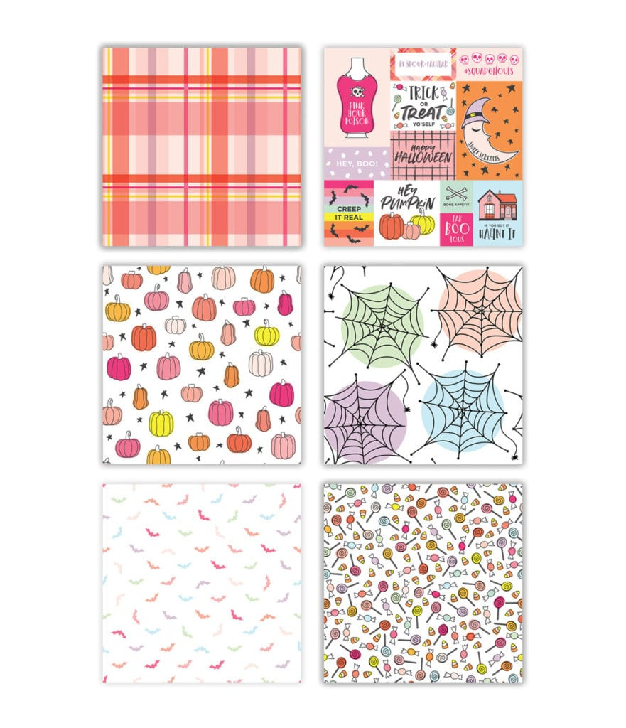 Free Printable Halloween Cardstock With Canon | Damask Love | Free Printable Card Stock Paper
