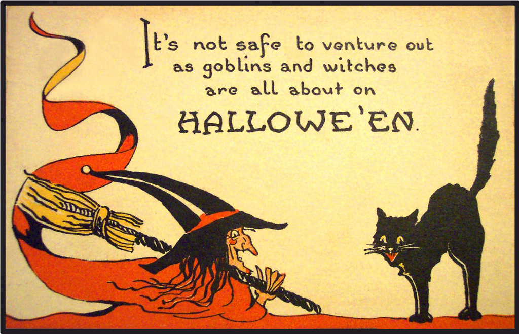 Free Printable Halloween Greeting Cards: Websites With Downloadable   Printable Halloween Greeting Cards