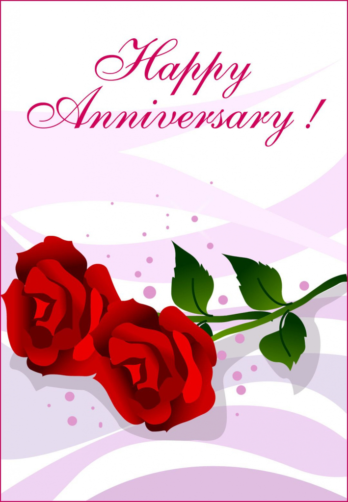 Free Printable Happy Anniversary Greeting Card | Name | Happy | Printable Anniversary Cards For My Wife