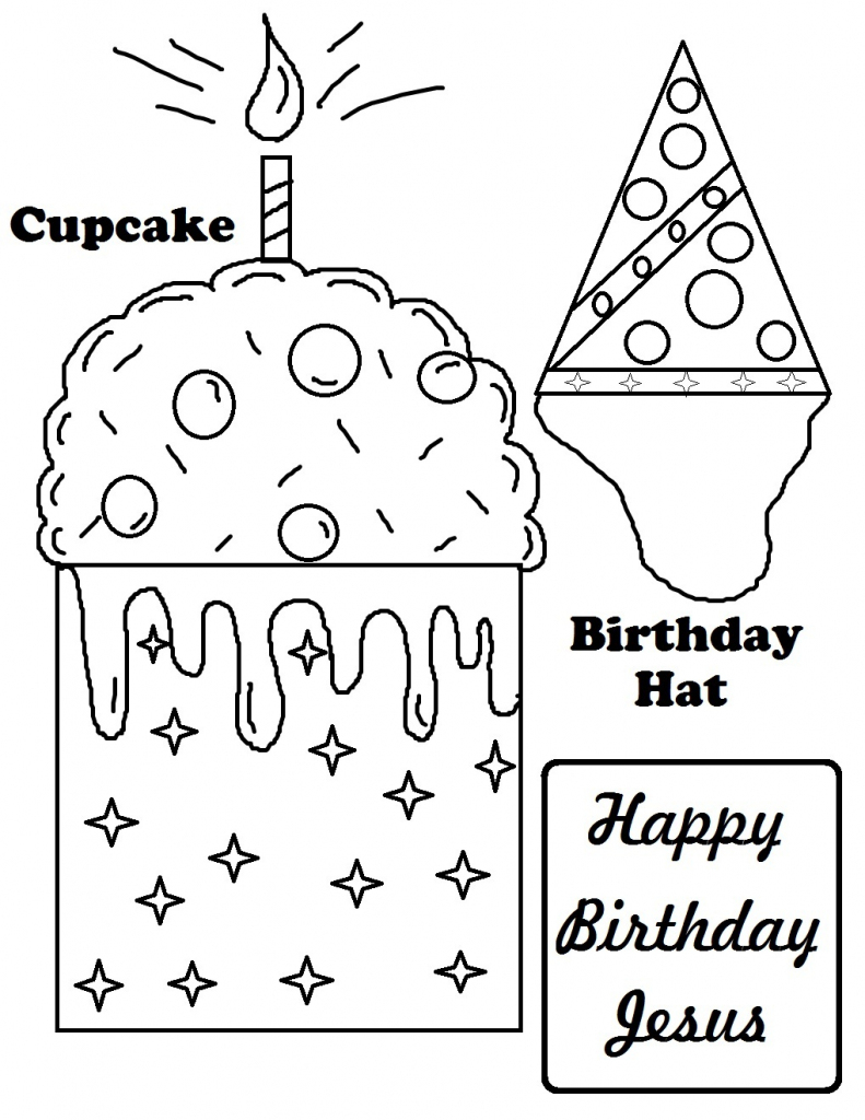 Free Printable Happy Birthday Coloring Pages For Kids   Printable Coloring Birthday Cards