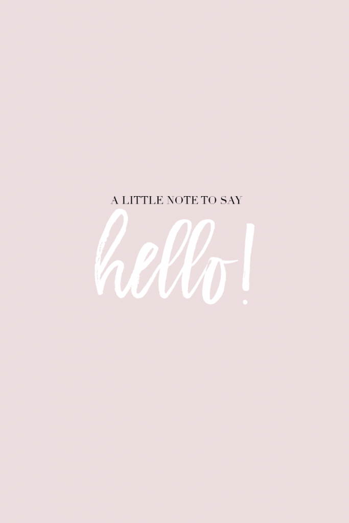 Free Printable: Hello! Greeting Card -Gabriella | Free Printable Greeting Cards