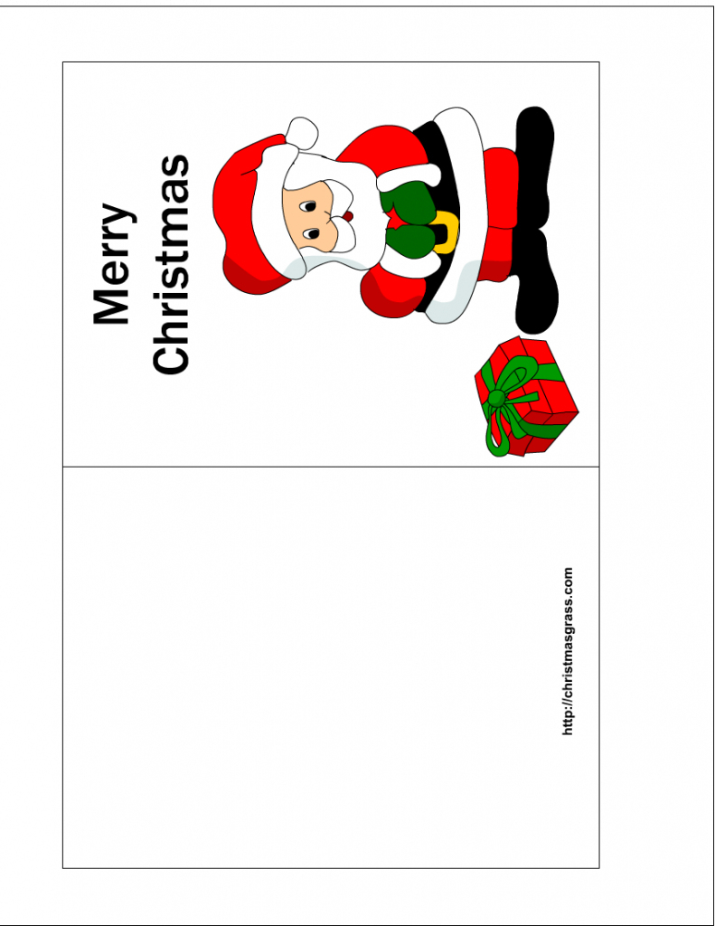 Free Printable Holiday Greeting Cards - Under.bergdorfbib.co | Printable Holiday Photo Cards