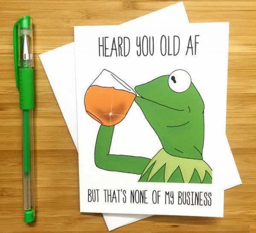 Free Printable Humorous Birthday Cards   Free Printables   Free Printable Funny Birthday Cards For Adults