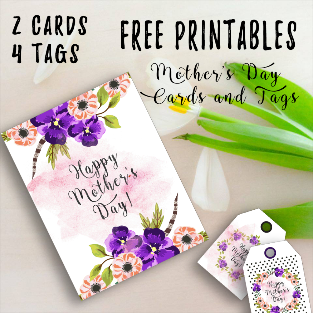 Free Printable Mother's Day Cards | Free Printable Mothers Day Cards No Download