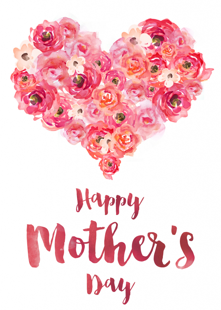 Free Printable Mother's Day Cards - The Cottage Market | Printable Mom's Day Cards