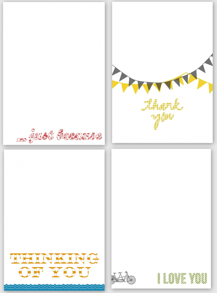Free Printable Photo Cards - Canas.bergdorfbib.co | Free Printable Cards For All Occasions