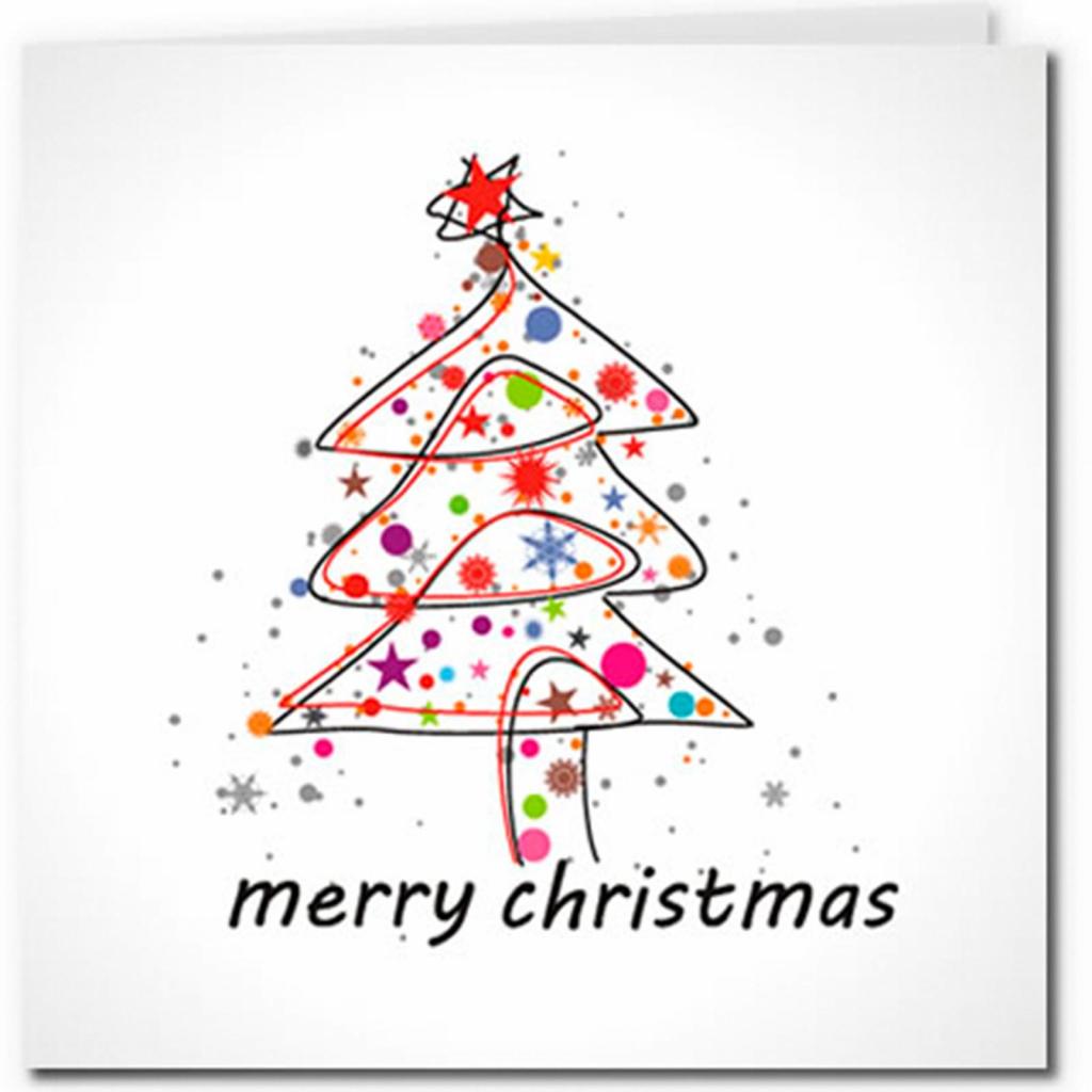 Free Printable Photo Christmas Cards - Kleo.bergdorfbib.co | Free Printable Christmas Cards