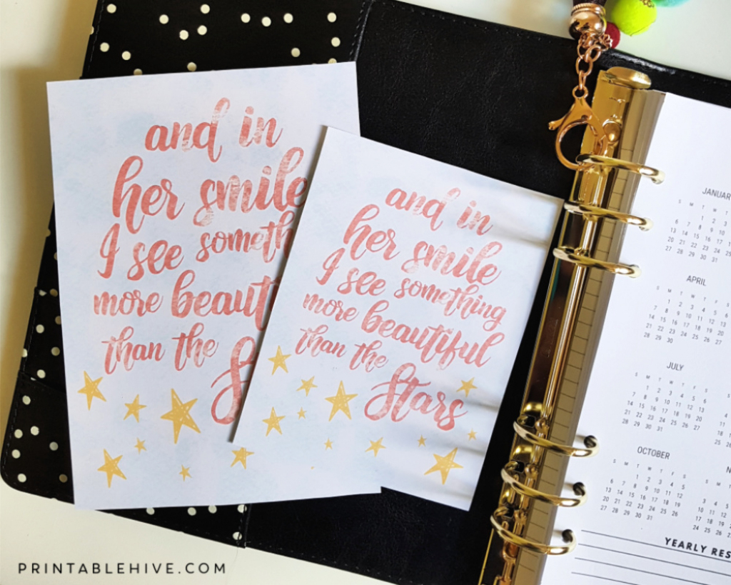 Free Printable Romantic And Cute Valentine's Day Card - Printablehive | Valentine's Day Cards For Her Printable