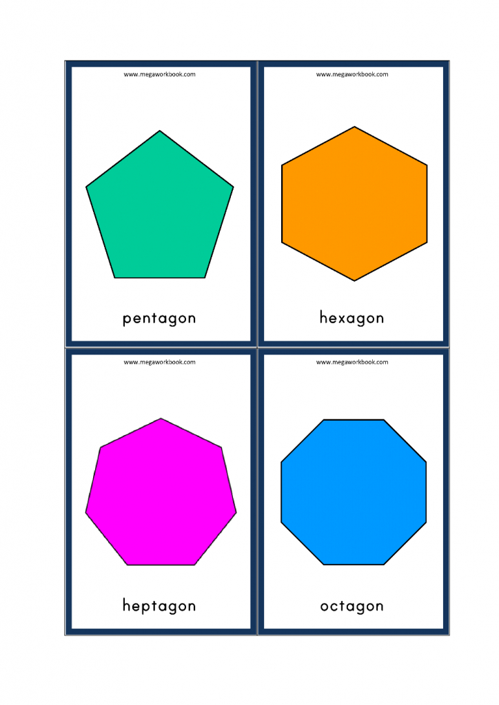 Free Printable Shapes Flashcards For Preschoolers And Kindergarten   Printable Shapes Flash Cards