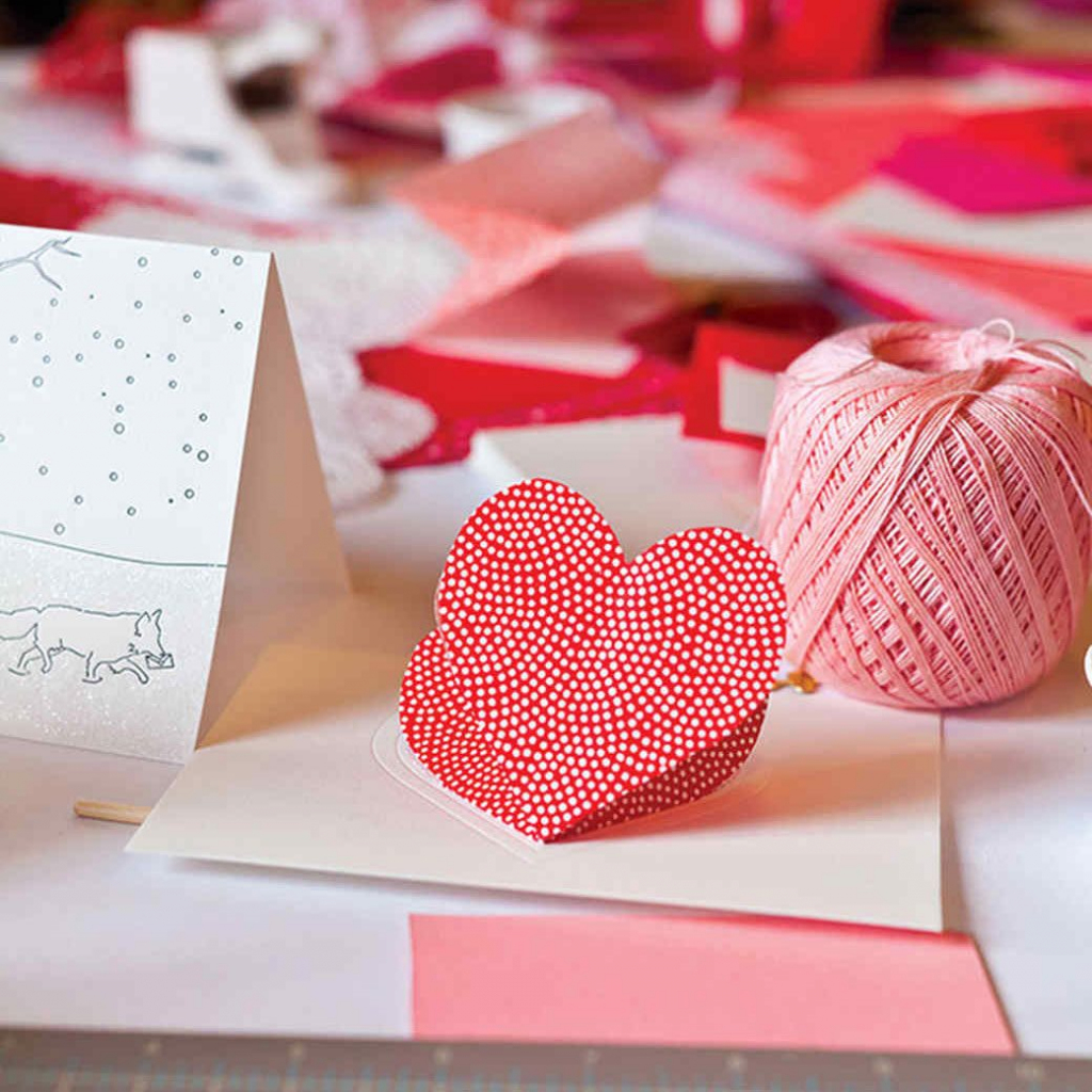 Free Printable Valentine's Day Templates + Recipes, Cards, And | Printable Recipe Card Templates Martha Stewart