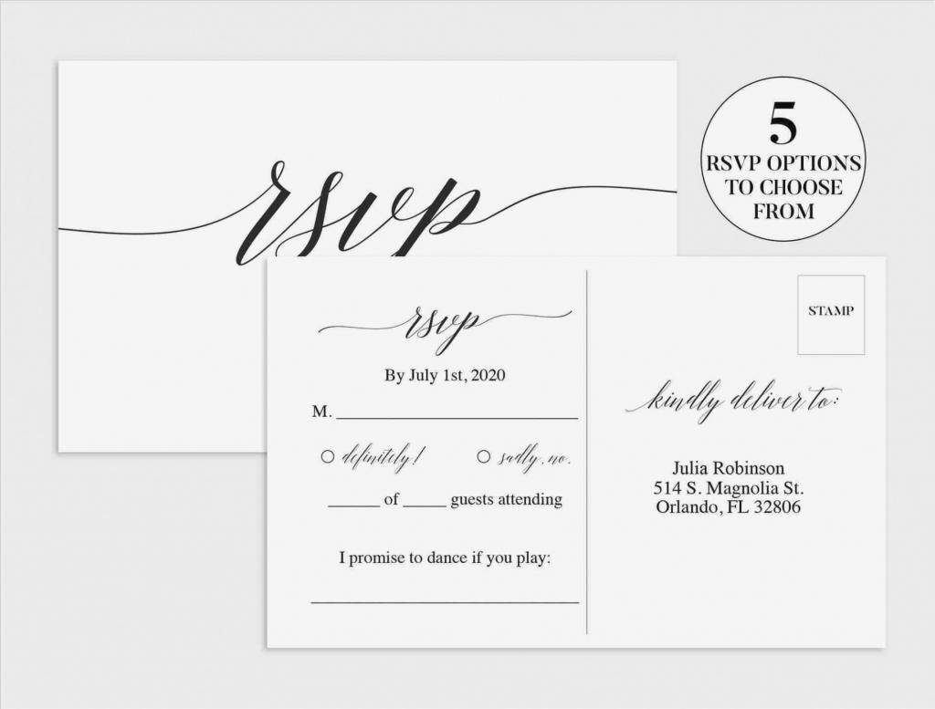 Free Printable Wedding Rsvp Card Templates – Keni.candlecomfortzone | Free Printable Rsvp Cards