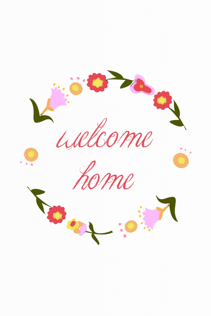 Free Printable Welcome Home Cards - Tduck.ca   Welcome Home Cards Free Printable
