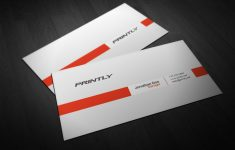 Free Printly Psd Business Card Template – Printly | Design | Free | Free Online Business Card Templates Printable
