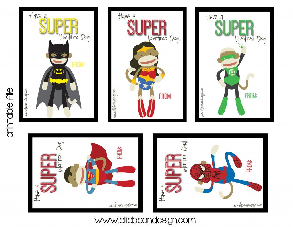 Free Superhero Valentine Cliparts, Download Free Clip Art, Free Clip   Free Printable Superman Valentine Cards