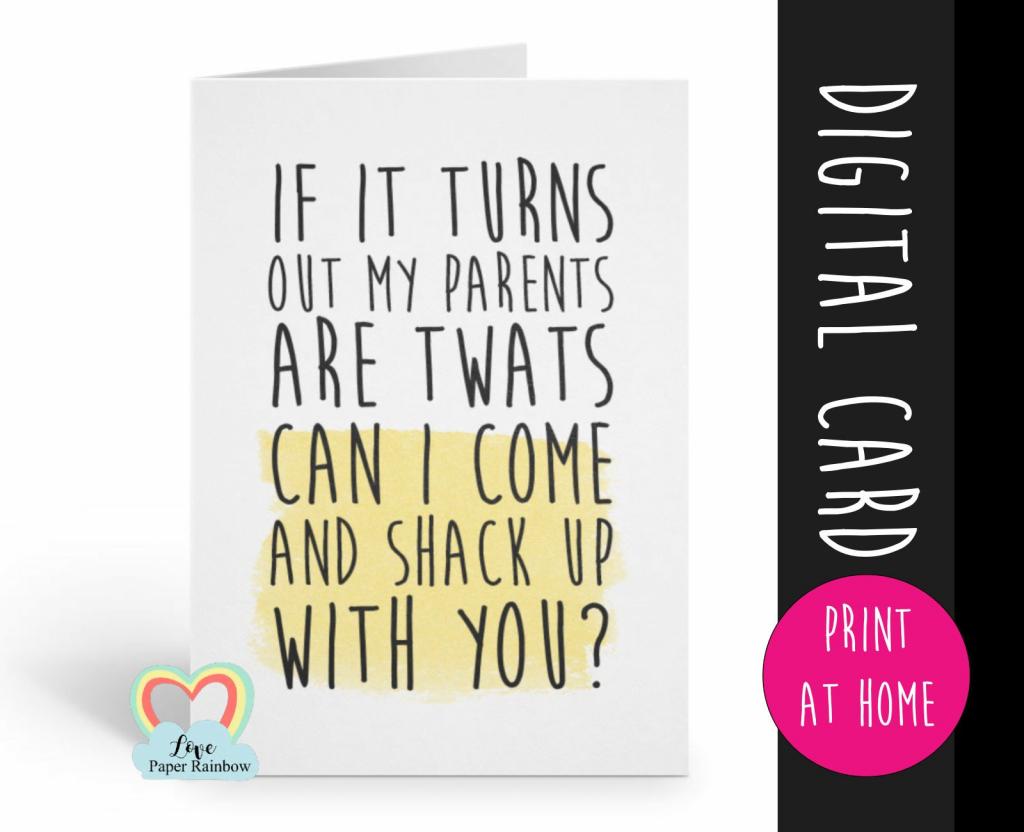 Funny Godfather Card Printable Godmother Card Will You Be My   Will You Be My Godfather Printable Card