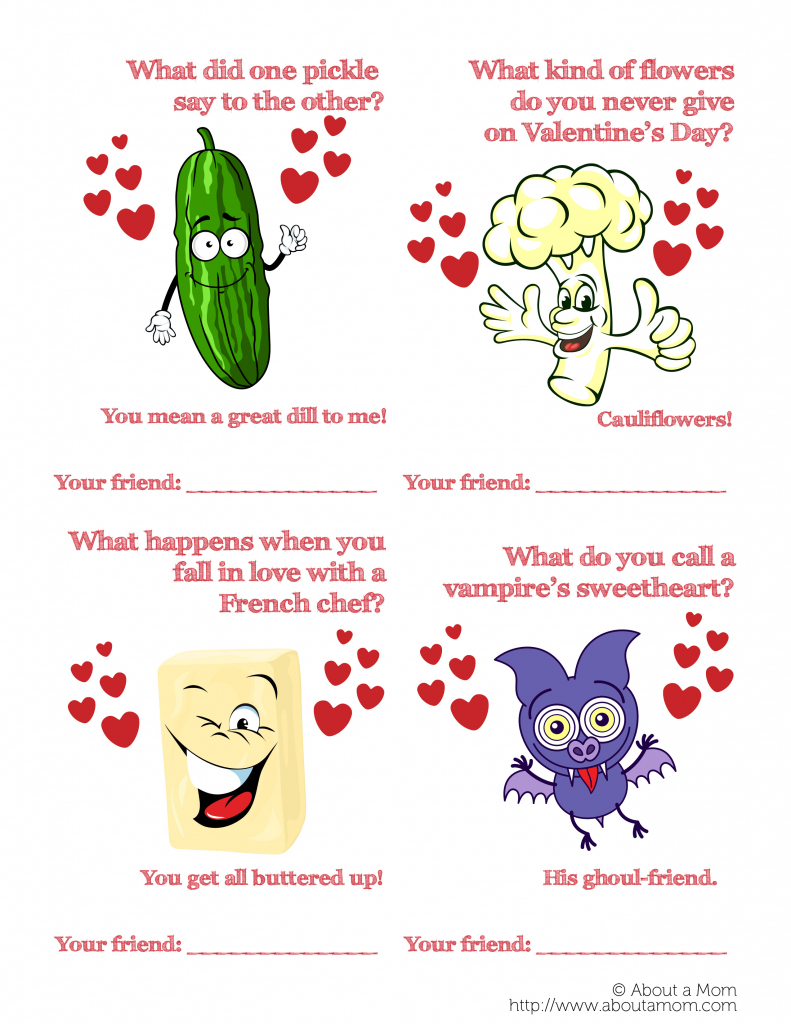 Funny Printable Valentines Day Cards - Printable Cards | Free Funny Printable Cards