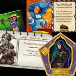 Fw – The Harry Potter Lexicon   Printable Harry Potter Wizard Cards