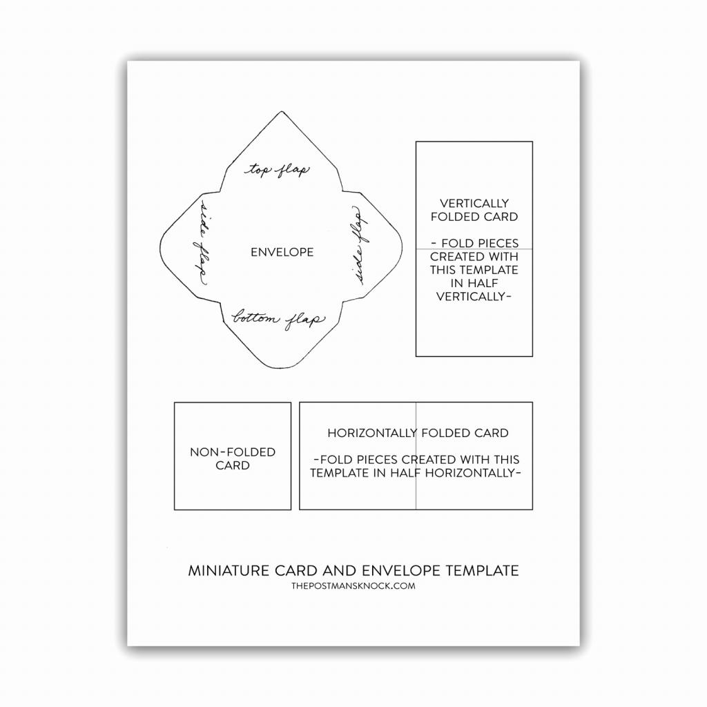 Gift Certificate Envelope Template - Canas.bergdorfbib.co   Gift Card Printable Envelope