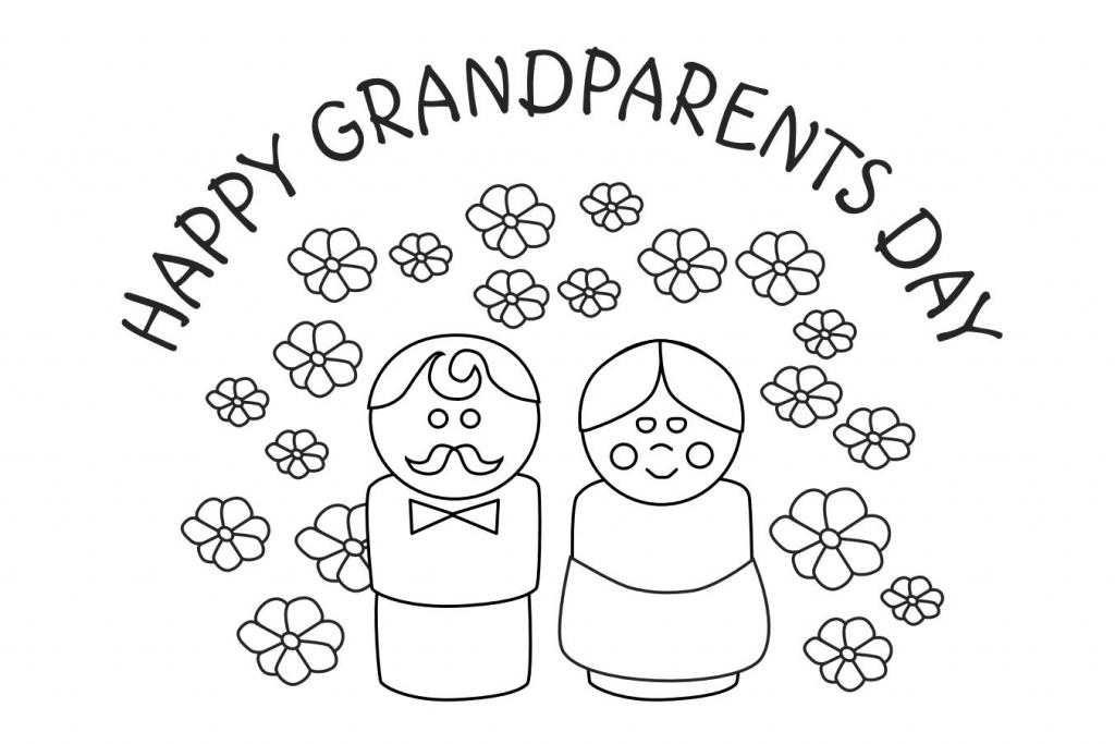 Grandparents Day Cards Printable - Kleo.bergdorfbib.co | Grandparents Day Cards Printable Free