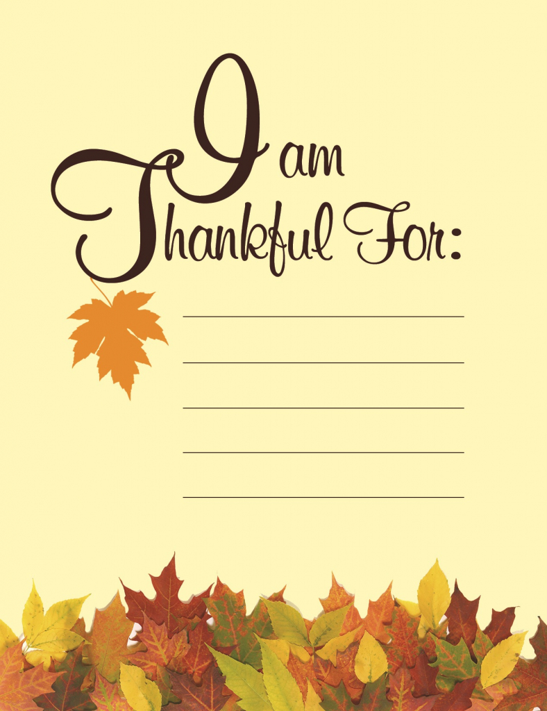 Gratitude This Thanksgiving | American Greetings Blog | Happy Thanksgiving Cards Free Printable