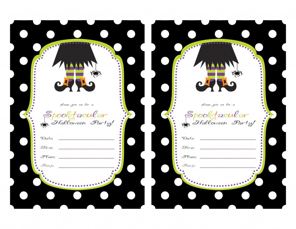 Halloween Birthday Cards Free Printable – Halloween & Holidays Wizard   Printable Halloween Greeting Cards