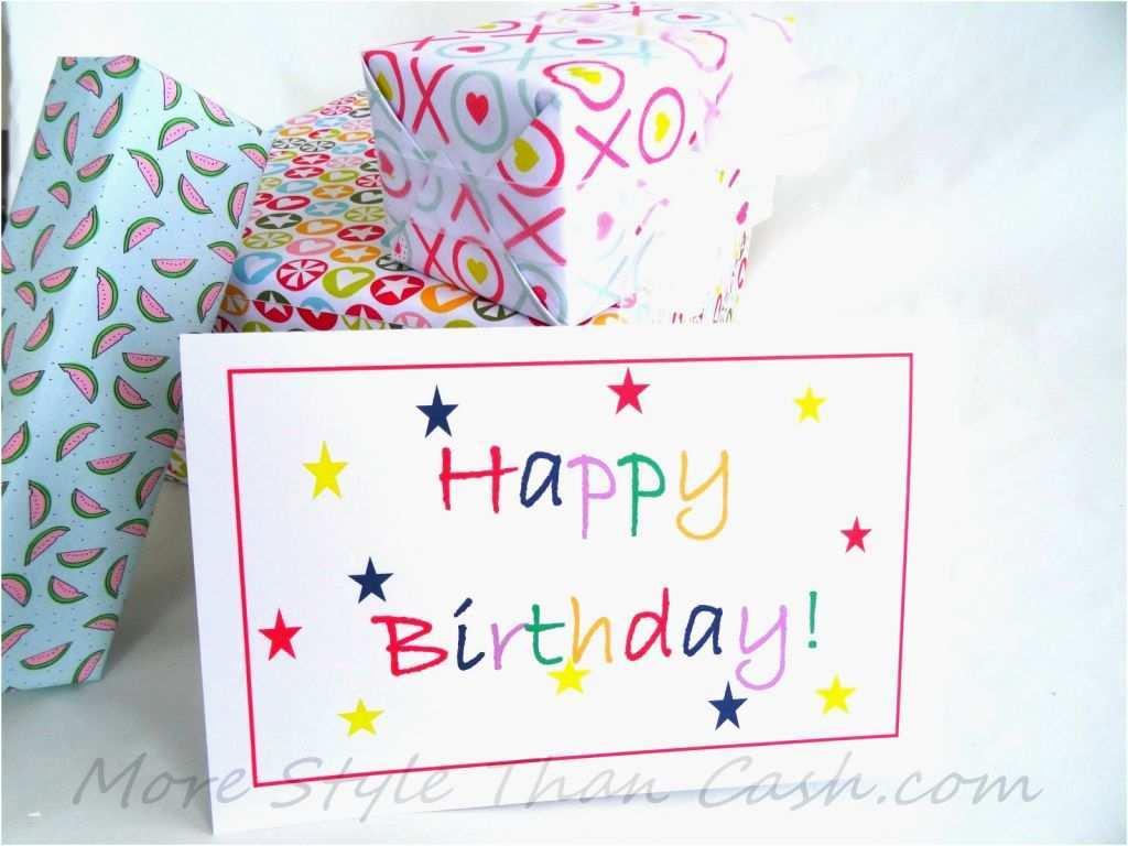 Happy Birthday Card Free Printable - Under.bergdorfbib.co | Free Printable Birthday Cards For Her