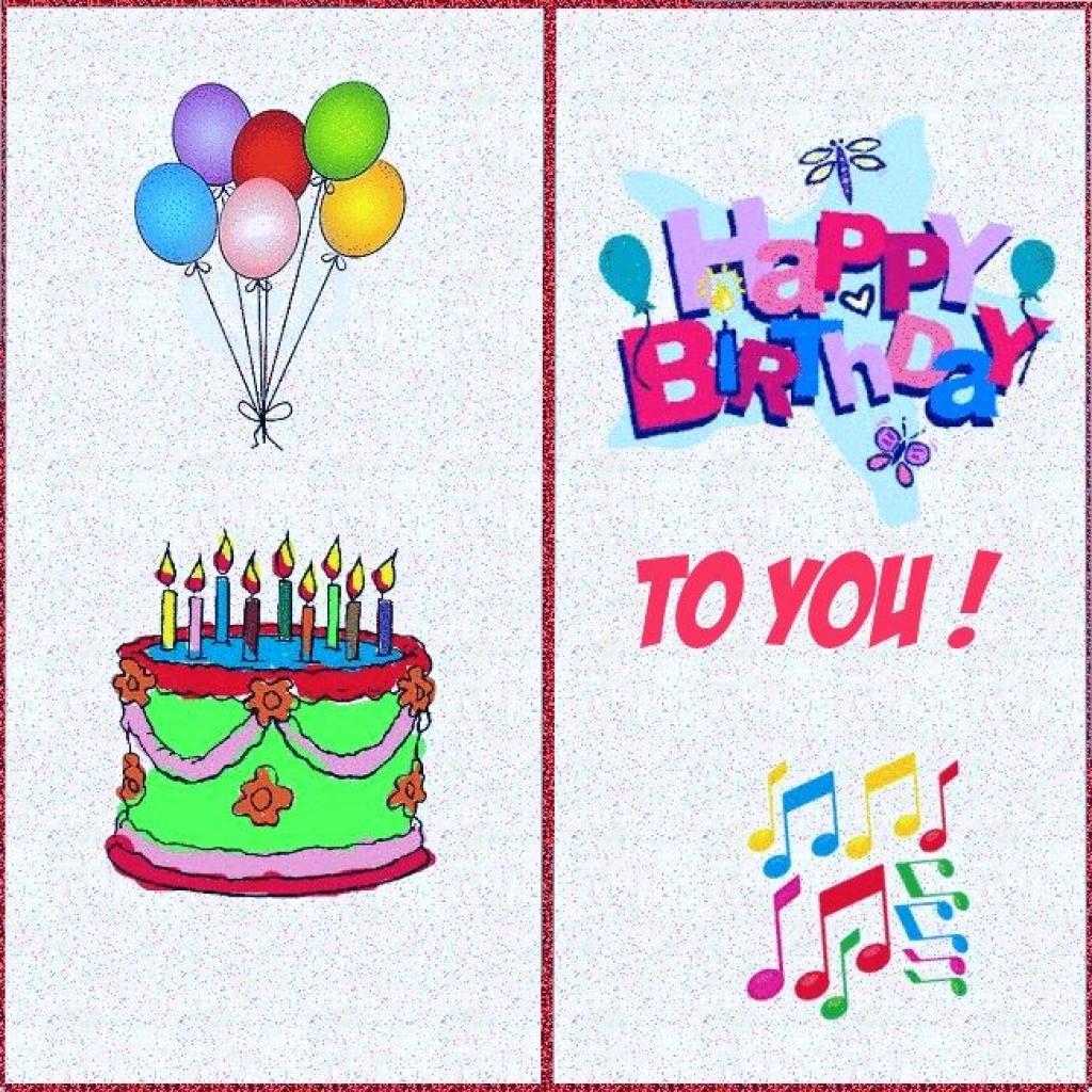 Happy Birthday Cards Online Free Printable – Happy Holidays! | Free Printable Happy Birthday Cards Online