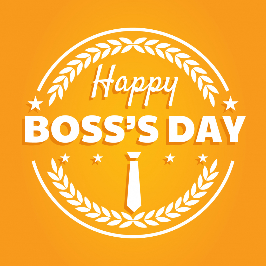 Happy Boss Day Wishes Greeting Cards, Free Ecards & Gift Cards   Boss Day Cards Free Printable