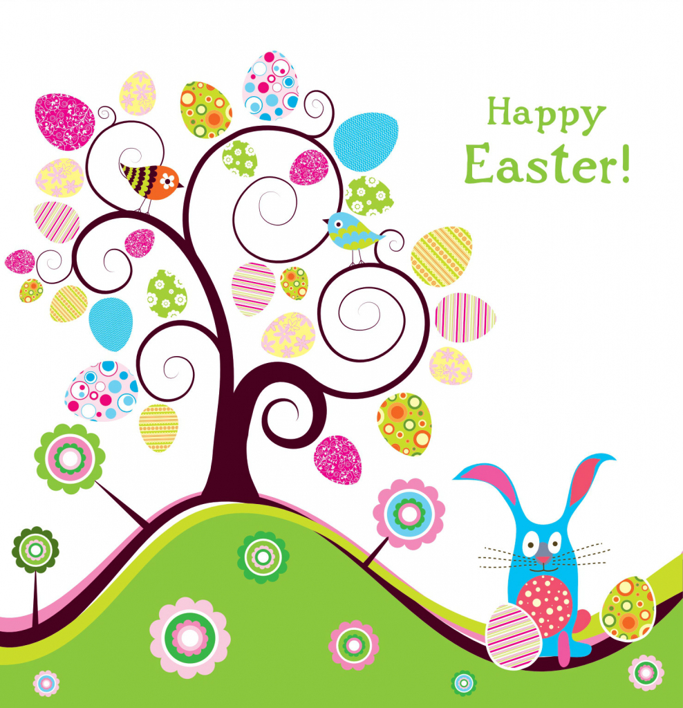 Happy Easter Cards Printable – Happy Easter & Thanksgiving 2018 | Happy Easter Cards Printable