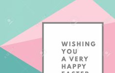 Happy Easter Greeting Card. Easter Minimal Printable Journaling | Happy Easter Greeting Cards Printable