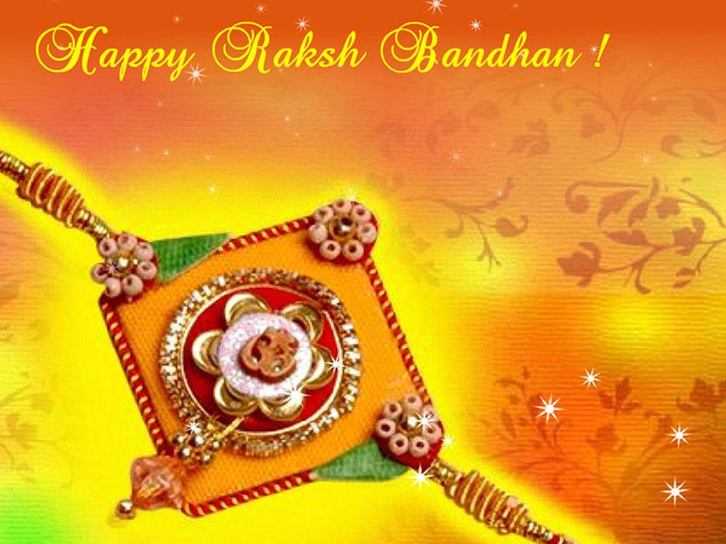 Happy Raksha Bandhan Wallpaper Printable   Coloring   Raksha Bandhan Greeting Cards Printable