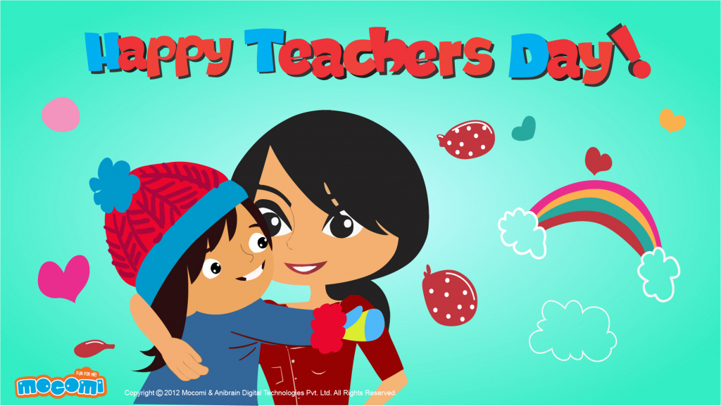 Happy Teachers Day Greeting Card | Teachers Day Greeting Cards Printable
