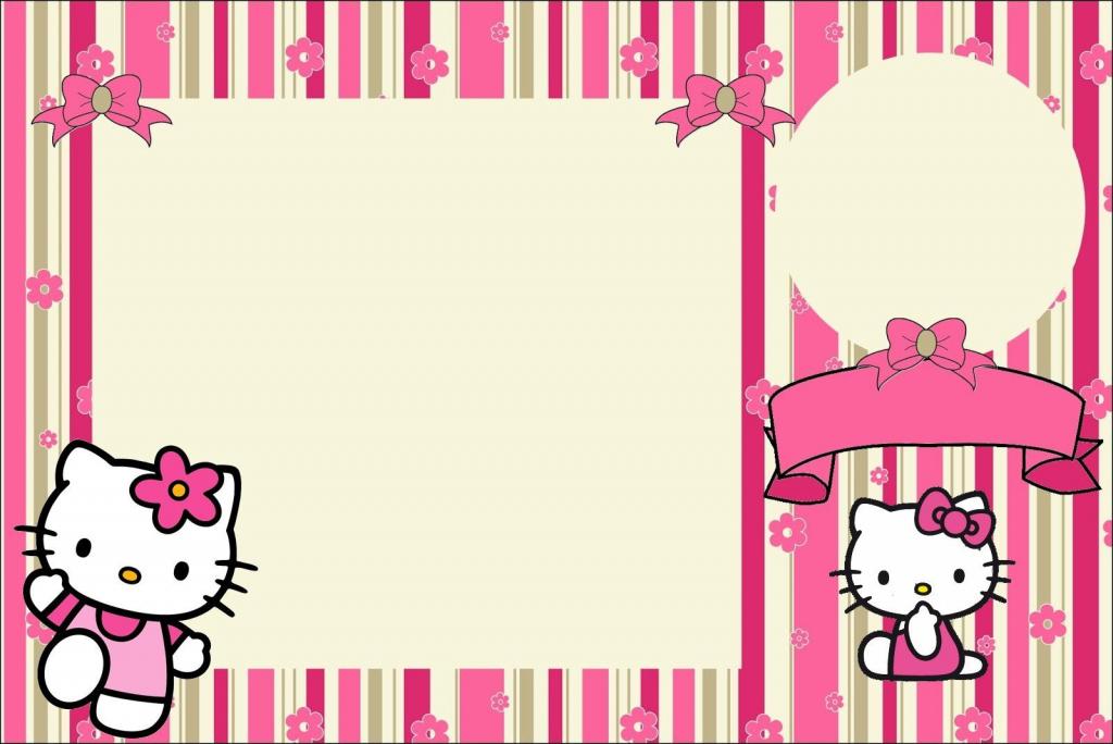 Hello Kitty Birthday Card Printable Free | Free Printables | Hello Kitty Birthday Card Printable Free