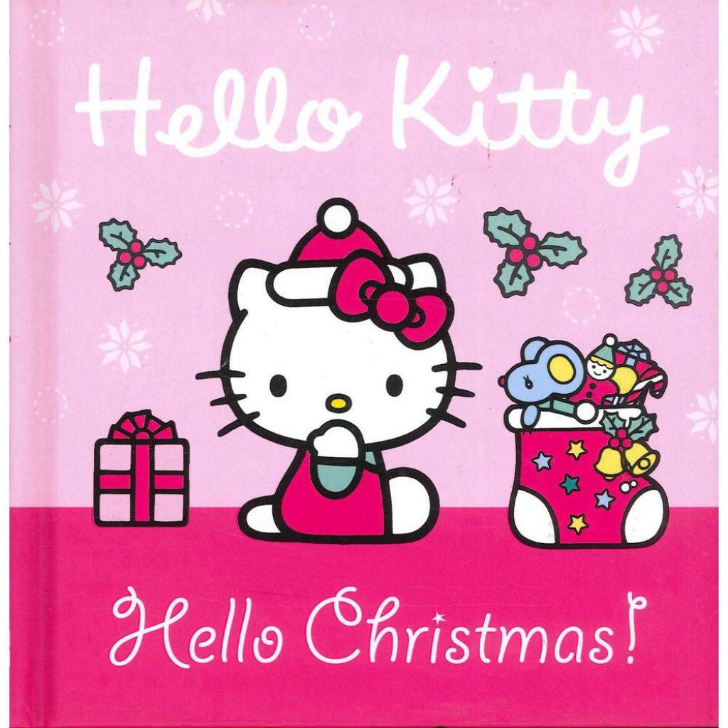 Hello Kitty Christmas Card Printable – Festival Collections | Hello Kitty Christmas Card Printable