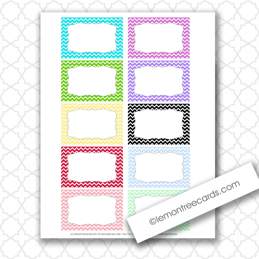Image Result For Cute Free Index Card Template   Organization   Free Printable Blank Index Cards
