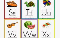 Kindergarten Worksheets: Printable Worksheets – Alphabet Flash Cards 4 | Free Printable Alphabet Flash Cards
