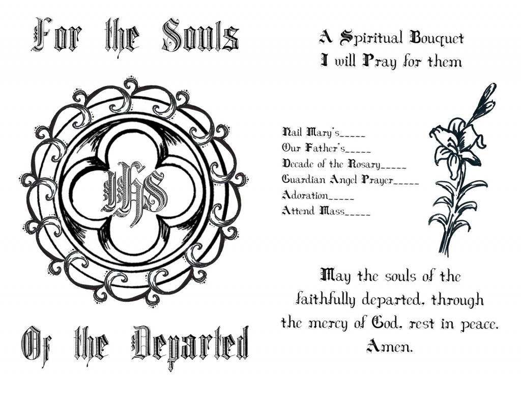 Life, Love, & Sacred Art: Free Spiritual Bouquet Card Craft For All | Printable Spiritual Bouquet Cards