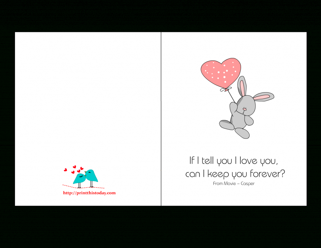 Love Quotes Cards | Free Printable Love Cards